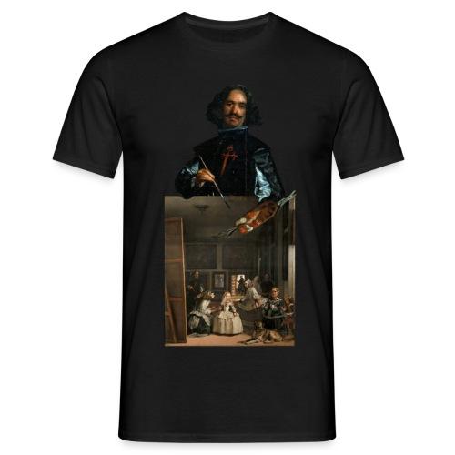 Diego Velázquez - Camiseta hombre