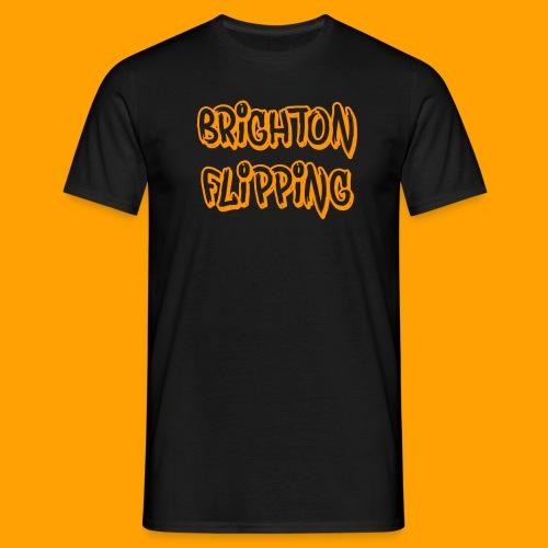 Classic Brighton Flipping - Men's T-Shirt