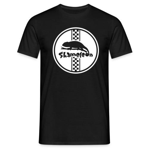 skameleon Logo - Männer T-Shirt