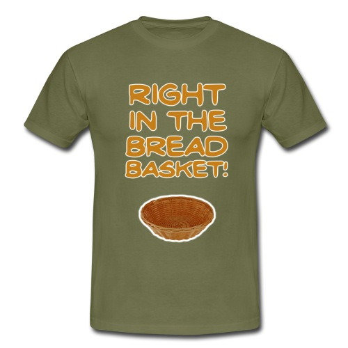 breadbasket - Men's T-Shirt