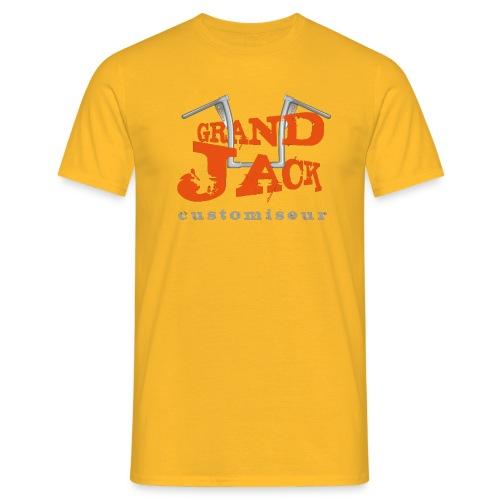 grandjack - T-shirt Homme