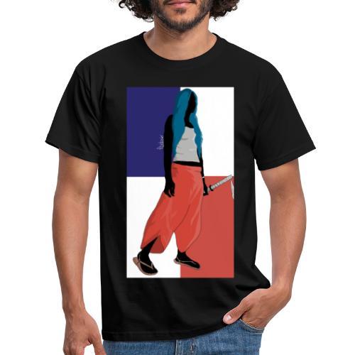Samurai Girl - Maglietta da uomo
