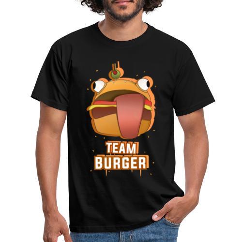 Team burguer - Camiseta hombre