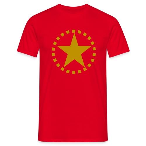 pixknapp png - T-shirt herr