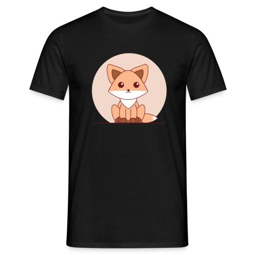 Shirt Vosje - Mannen T-shirt