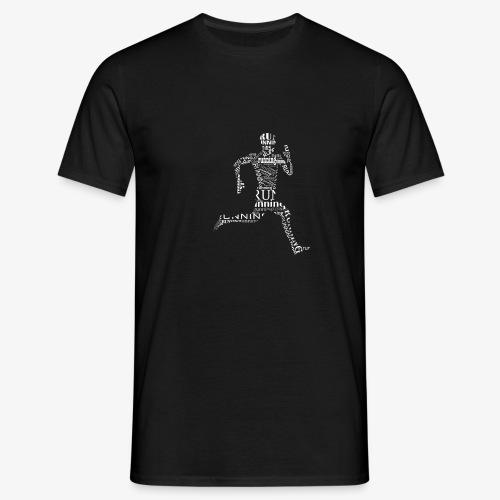 run - Koszulka męska