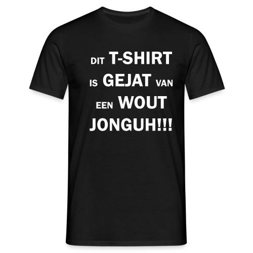 tshirtgejat - Mannen T-shirt