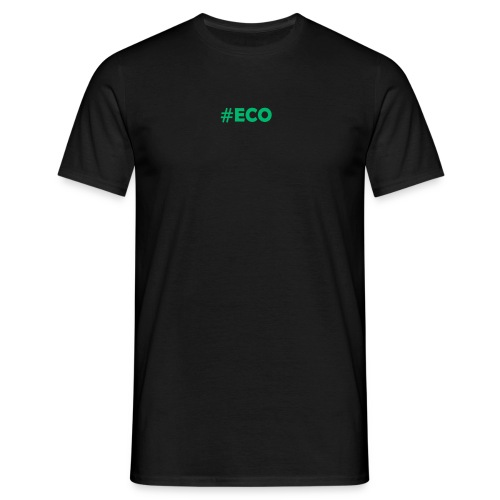 #ECO Blue-Green - Männer T-Shirt