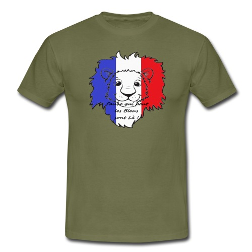 Lion supporter France - T-shirt Homme