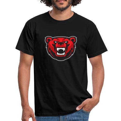 Hampankläder Bear - T-shirt herr