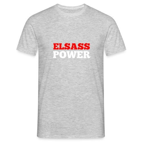 Elsass Power - T-shirt Homme