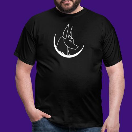 ThVoid Logo Weiß - Männer T-Shirt