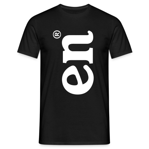 en - Mannen T-shirt