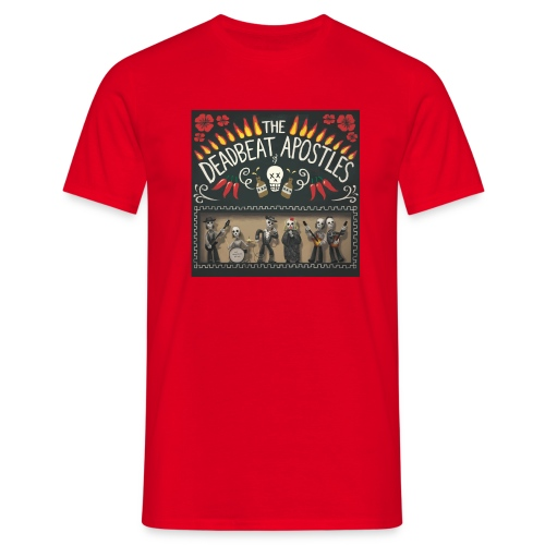 The Deadbeat Apostles - Men's T-Shirt