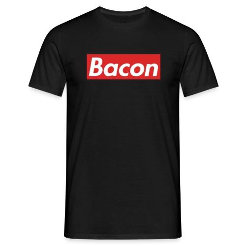 Bacon - T-shirt herr