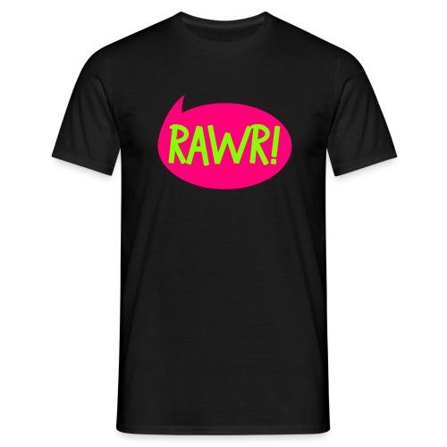 BOZILLA RAWR - Männer T-Shirt
