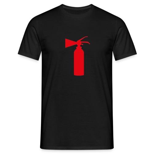 panneau extincteur - T-shirt Homme