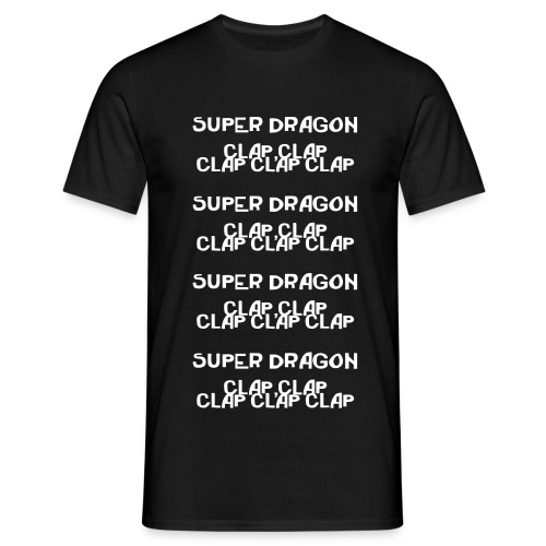 super dragon - Men's T-Shirt