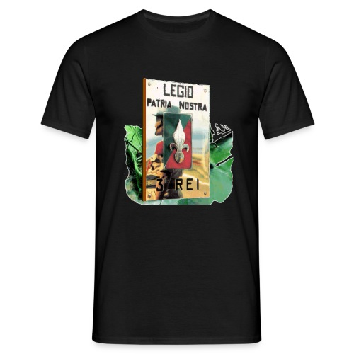 legion patria nostra 3e REI - T-shirt Homme