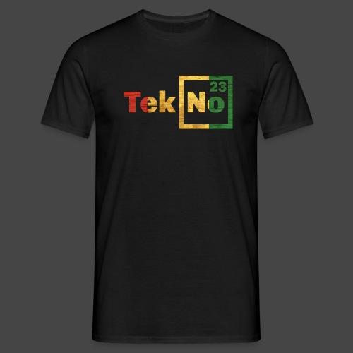 RYG TEKNO 23 - Maglietta da uomo