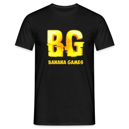 BananaGames Logo - Mannen T-shirt