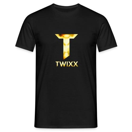 Twixx LogoOhneA A - Männer T-Shirt