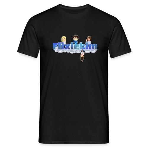 flixiekim karaktär 2 png - T-shirt herr