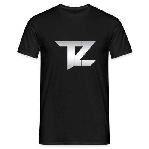TZ LOGO Gradient png - Men's T-Shirt