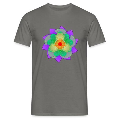 mandala 2 - Men's T-Shirt