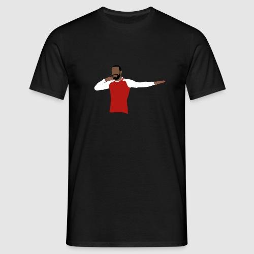 LACA-FLUTE TEE - Men's T-Shirt