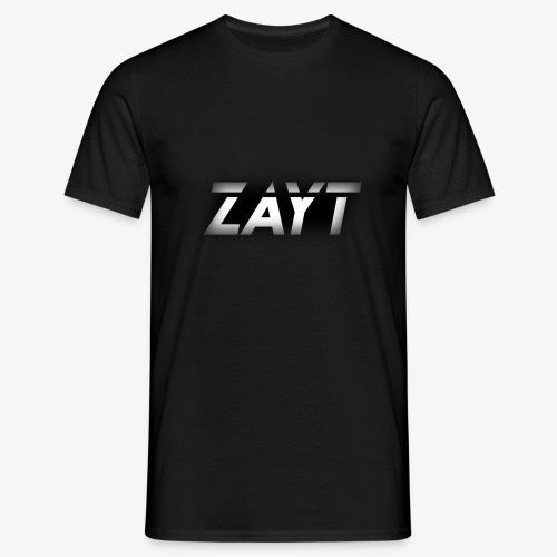 Zayt second try - Männer T-Shirt