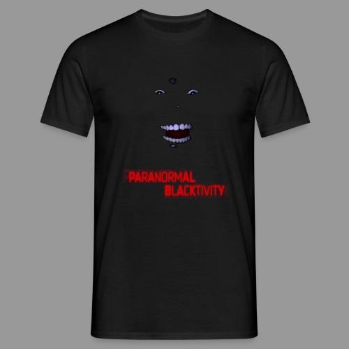Paranormal Blacktivity - Männer T-Shirt
