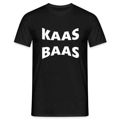 KaasBaas - Mannen T-shirt
