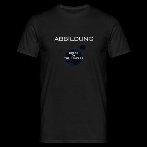 ABBILDUNG - Drone... - Mannen T-shirt