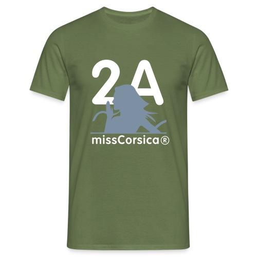 missCorsica 2A - T-shirt Homme