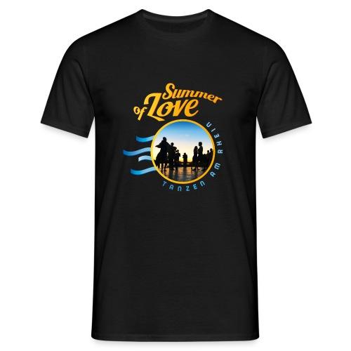 Tanzen_Shirtmotiv_D - Männer T-Shirt