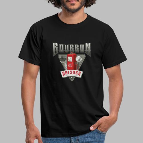 Bourbon Whiskey - Männer T-Shirt