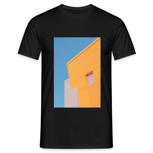 Tilted - Männer T-Shirt
