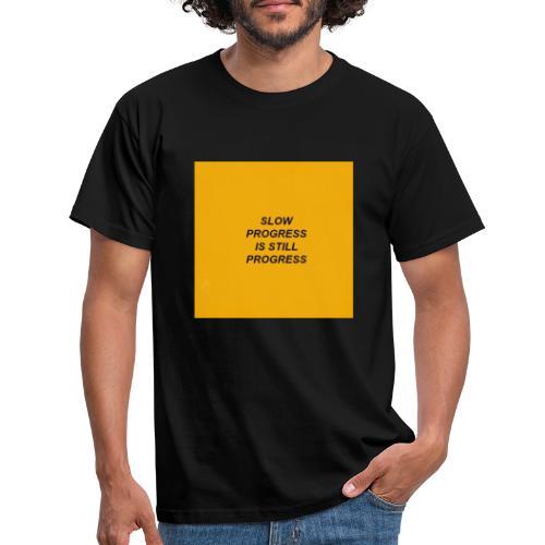 Slow. - Camiseta hombre