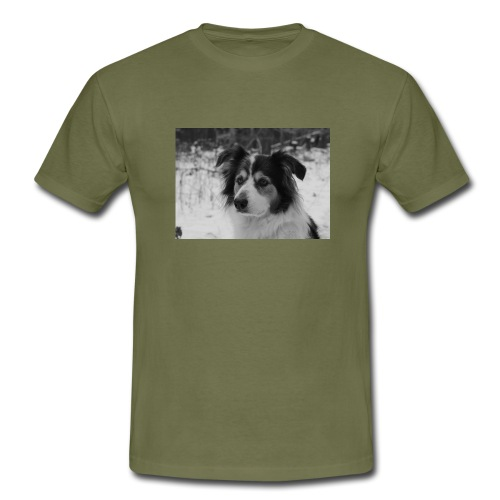 Skippy Winter - Männer T-Shirt