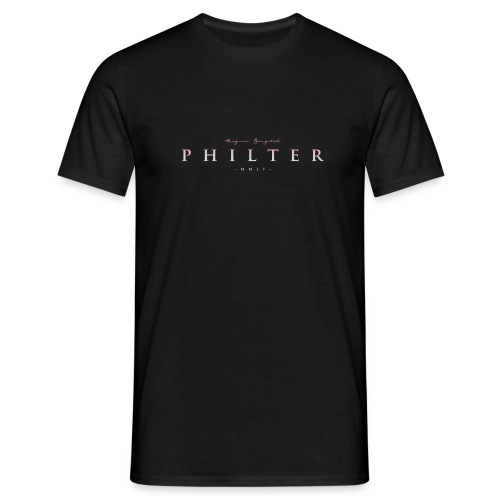 Philter Logo - Men's T-Shirt