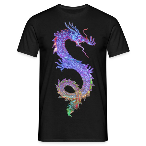 MAGIC DRAGON - Männer T-Shirt