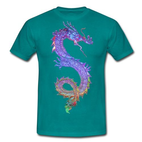 MAGIC DRAGON - Männer T-Shirt