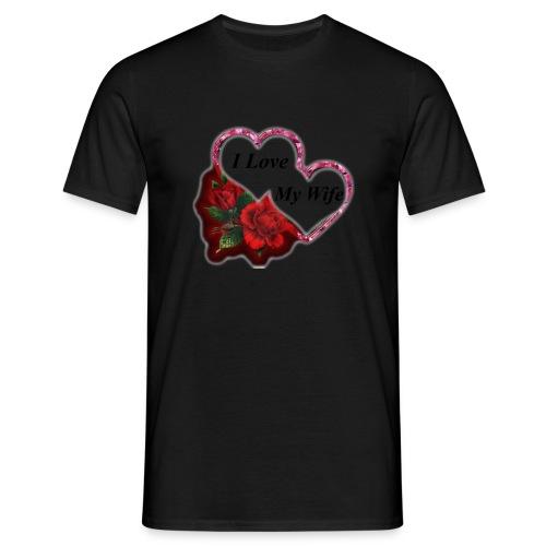 Love - T-shirt Homme