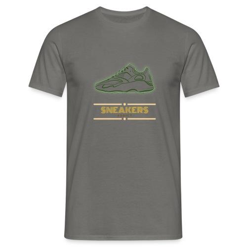 sneaker addict - T-shirt Homme
