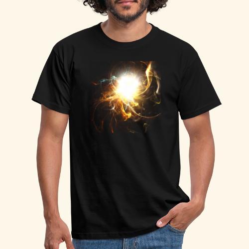 fire tee shirt - T-shirt Homme