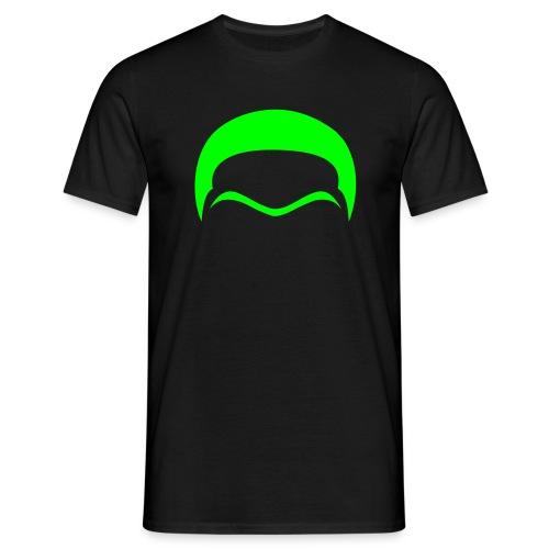 The Brow, unibrow, monociglio black - Maglietta da uomo