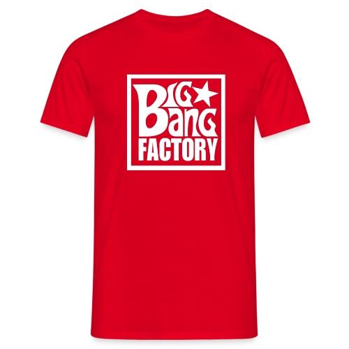 LOGOSTARWHITEBIG PNG png - T-shirt Homme