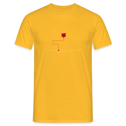 blood - T-shirt herr