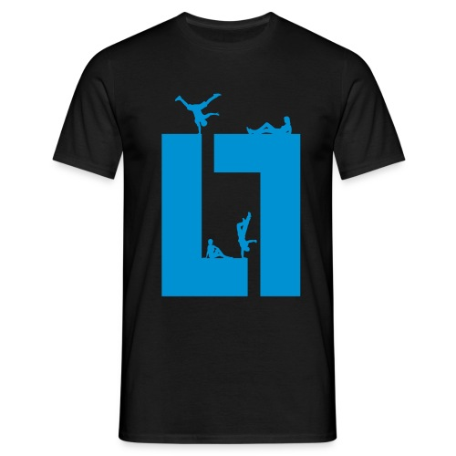 LL leg - Herre-T-shirt